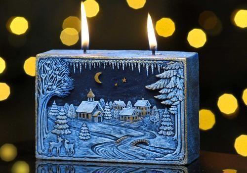 Svíčky vánoční :: Topsvíčky
