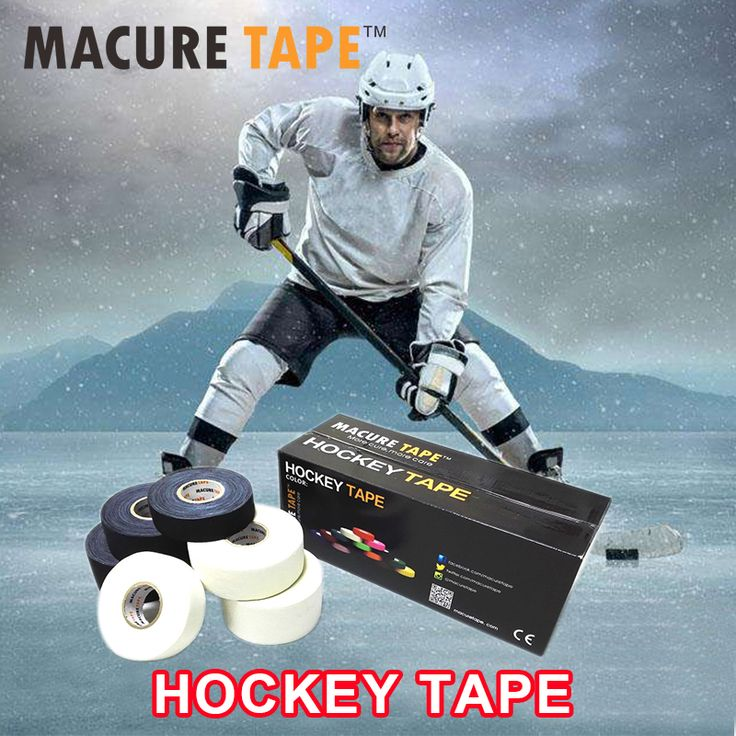 "1Pc 1"" x 25 Yards Cloth Hockey Tape Sport Safety Football Volleyball Basketball Knee Pads Hockey Stick Tape Elbow Golf Tape"