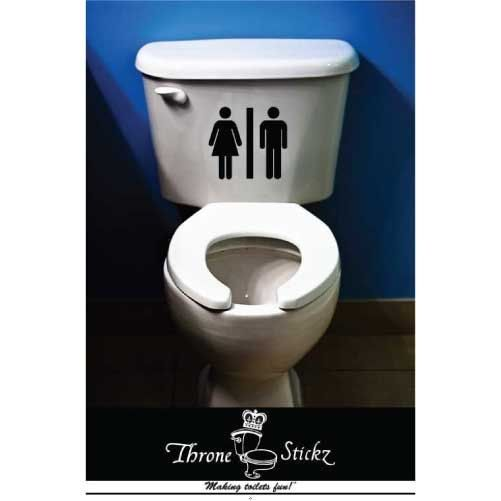 1000 ideas about unisex bathroom sign on pinterest