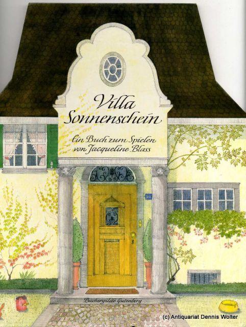 Villa Sonnenschein : ein Buch zum Spielen