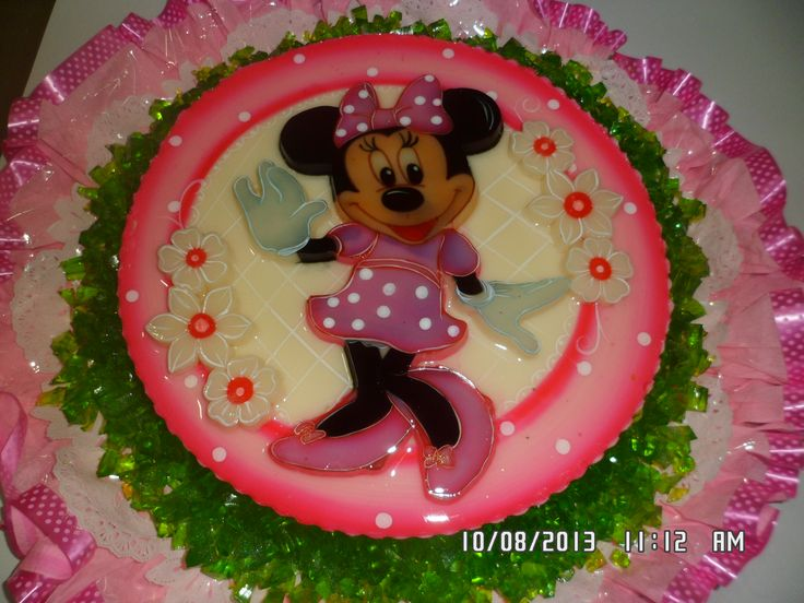 gelatina decoradas on Pinterest | Venezuela, Recetas and Postres