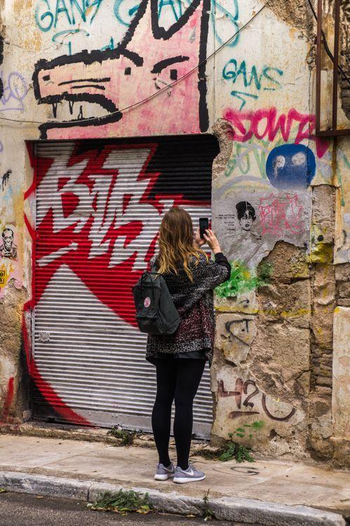 Street Art Galerij: Urban Artist Tour in Athene, Griekenland (deel 1/2) | The Travel Tester