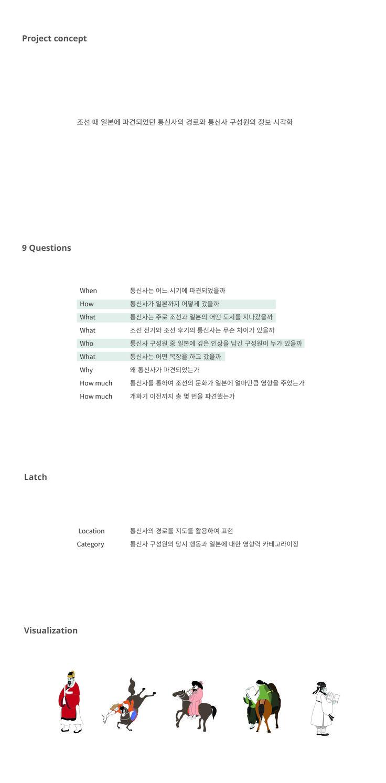 조선통신사_project concept