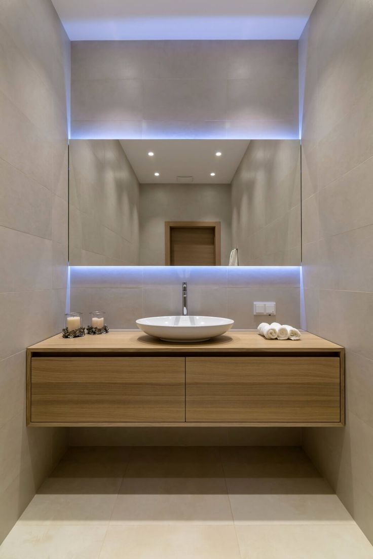 Best 25 contemporary bathrooms ideas on pinterest for Modern bathroom cabinets ideas