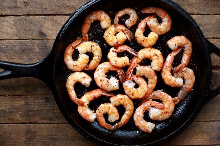 5 классных рецептов с креветками. Изображение номер 5