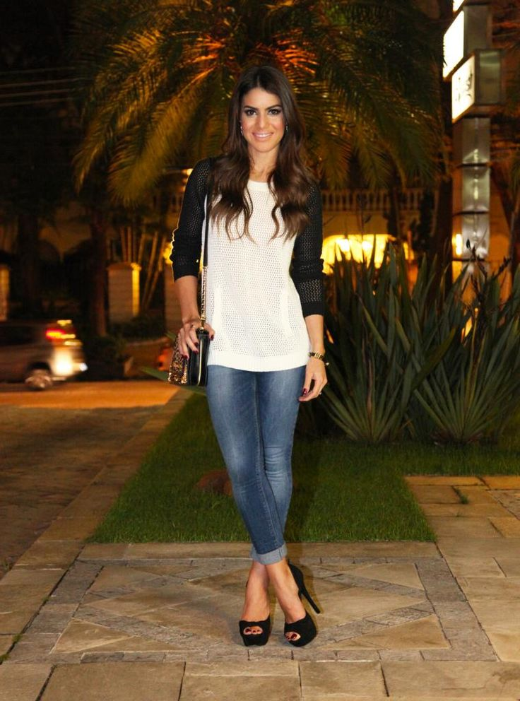 Tricot & Jeans Camila Figueiredo Coelho