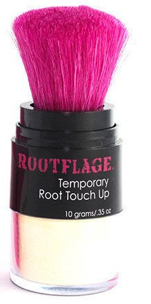 Rootflage Light Blonde Temporary Root Touch Up (Platinum Blonde) is a MUST HAVE for blonde hair maintenance!