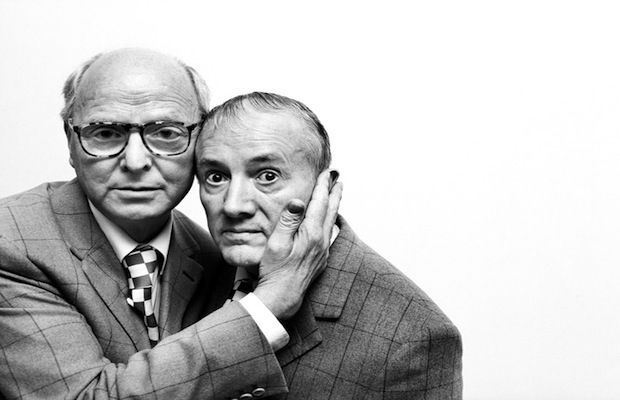 The 20 Coolest Artist Couples - 11. Gilbert and George