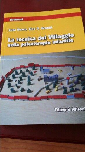 La tecnica del villaggio nella psicoterapia infantile.