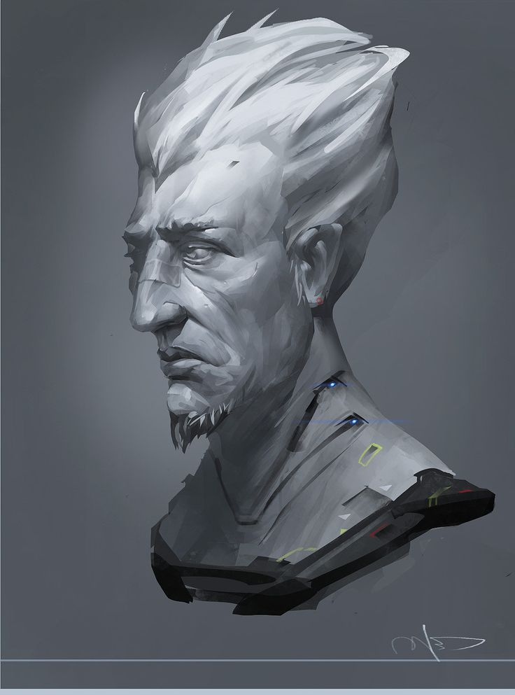 ArtStation - sketch, wang ke
