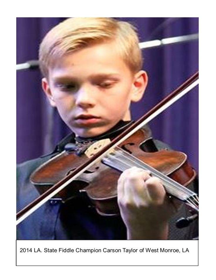 2014 LA State Fiddle Championship, Grand Champion
