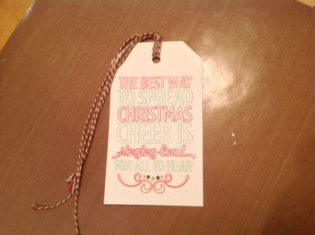 Mary Ann's tag- Silhouette Cameo Sketch Pens