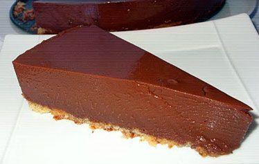 Tarta de Colacao · Sano, Fácil, Rápido, Sencillo y Económico