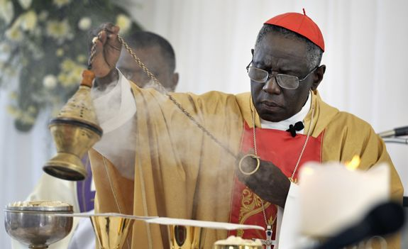 """Cardinal Sarah's pastoral call to """"turn to the Lord"""" 