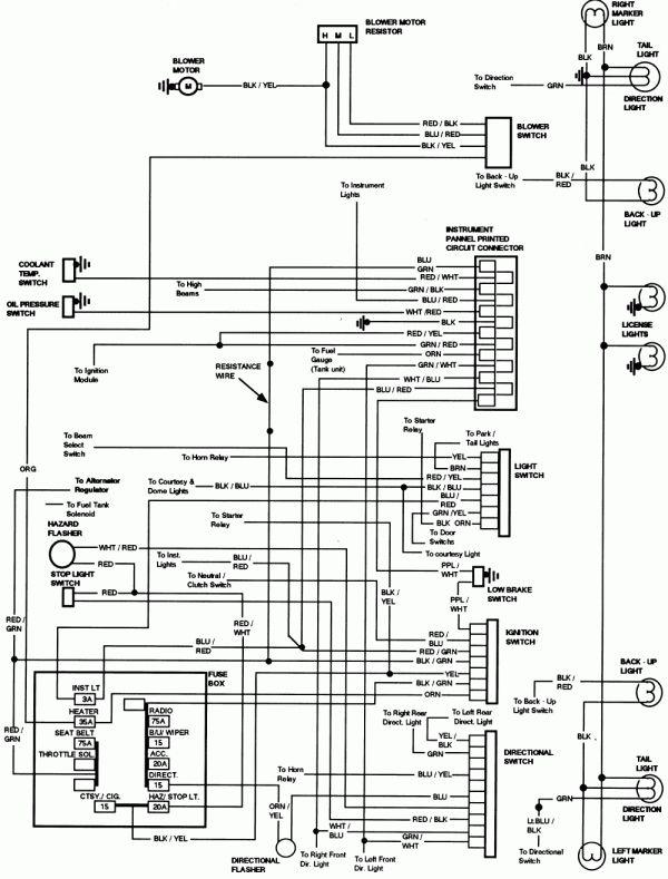 1973 Ford F 250 Alt Wiring Diagrams