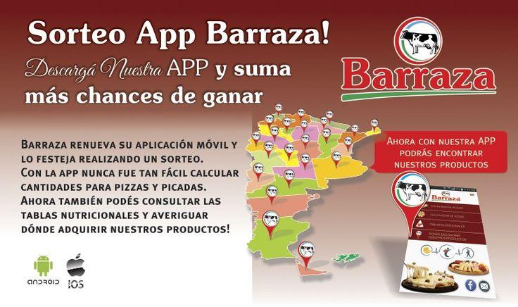Sorteo App Barraza!