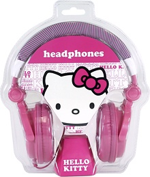 I want these for myself. Hello Kitty headphones - Best Buy