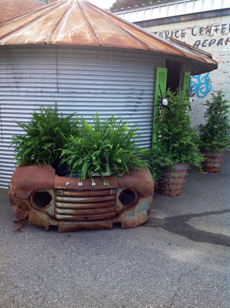 ford front end planter