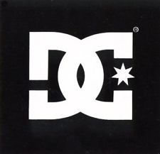 DC Shoe Co. Skateboard Shoes Sneakers Trainers Sticker for Snowboard, BMX, Scoot