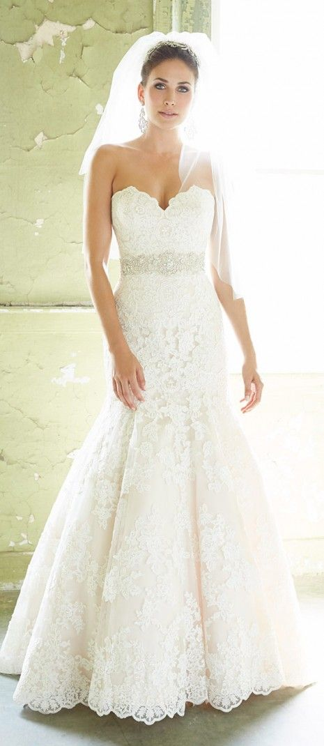 Allure Bridals Spring 2015 - Belle The Magazine
