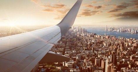 El cambio climático también afecta los viajes en avión