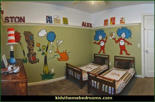 dr suess abc themed nurseries dr seuss toddler bedroom more