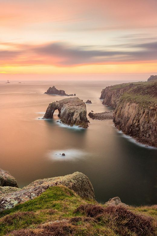Land's End, Cornwall by Alessio Andreani