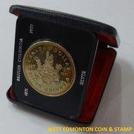 1971 SPECIMEN COMMEMORATIVE SILVER DOLLAR - BRITISH COLUMBIA CENTENNIAL  #CanadianMint #Canadian #Mint $19.95