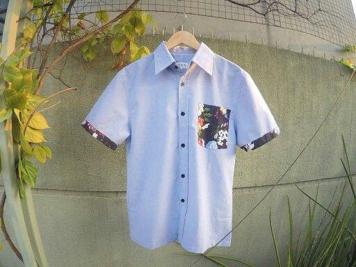 Pocket shirt by m.a.e.n #readystock #shirt #madeinindonesia #lokalbrand