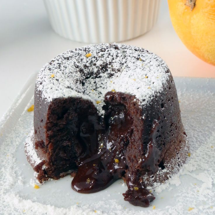 Get ready to give in to the dark side with this decadent molten chocolate lava cake! While this seems hard to make, it's actually quite easy, so get ready to impress your guests at your next dinner party or enjoy this treat whenever you need a sweet pick me up! And if you want more chocolate cake inspiration, take a look at our videos for magic three layer cake, flourless microwave mug cake, and homemade Hostess cupcakes. Video on POPSUGAR Food.