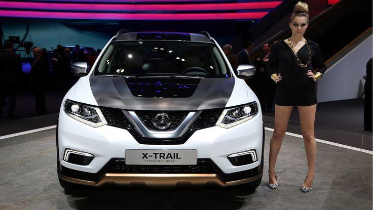 2016 Geneva Motor Show : Nissan Qashqai And X-Trail Premium Concepts
