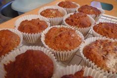 Banana Muffins, Diabetic and Delicious from Food.com:   I met this muffin on the Christine Cushing Live show and had to try it. For my money this is the ultimate banana muffin when it comes to the health aspect and just plain good taste. This can be made with some chopped nuts in place of the blueberries (or a small amount in addition to the berries). The nuts will add fat but nuts are heart healthy fat, you know the good kind.
