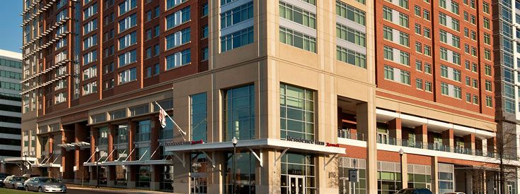 Extended Stay Hotels in Arlington VA: free high speed internet in room, complimentary shuttle to Reagan airport