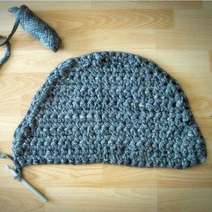 61 mejores im genes sobre alfombras en pinterest alfombra de blonda de ganchillo trapillo y - Alfombra de trapillo cuadrada ...