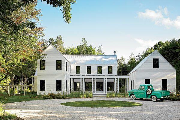 Simplicity. Modern farmhouse.