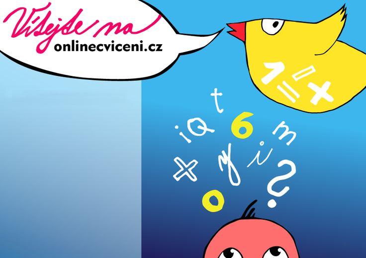 online školní cvičení