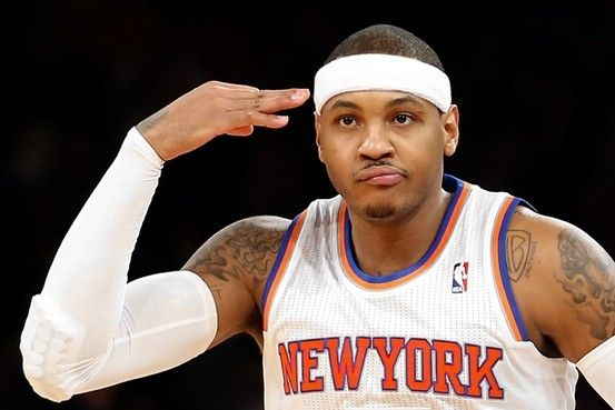 Report: Melo to Meet With Knicks Today Following Laker Meeting- http://getmybuzzup.com/wp-content/uploads/2014/07/326743-thumb.jpg- http://getmybuzzup.com/report-melo-meet-knicks-today-following-laker-meeting/- By Belal Abdel The Carmelo Anthony Sweepstakes has been in full force this week as Melo has already met with multiple teams. After hearing pitches from the Bulls, Rockets and Mavs in the past couple of days, Anthony will meet later today with the Lakers in Los Angeles.