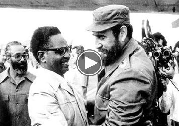 Video by Democracy Now  Find Out How Cuba Was Instrumental in Liberating Some African Countries From Their European Oppressors