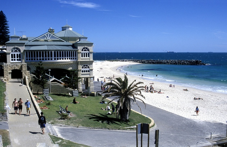Cottesloe Beach, Perth. Photo: Tourism Australia. #Perth #WA #travel