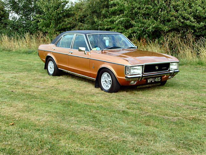 1977 Ford Granada 3 0 Ghia