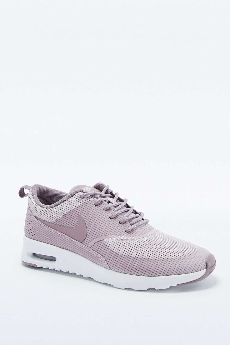 Shop Nike Air Max Thea Mauve Trainers at Urban Outfitters today.