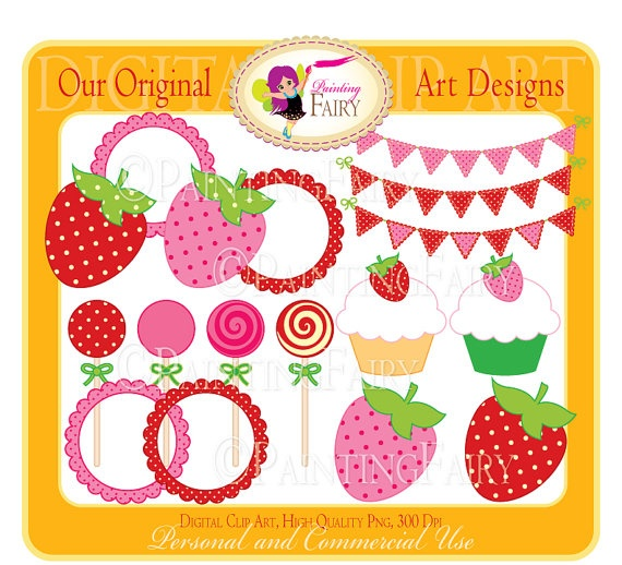 17 Best images about Strawberry Design on Pinterest | Strawberry ...