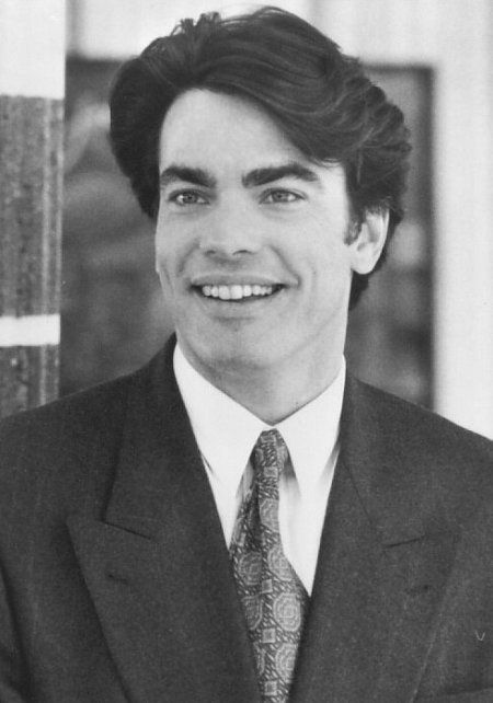 Peter Gallagher in While You Were Sleeping