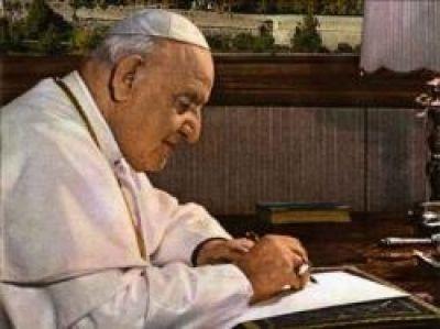NewEcclesia - Marco Roncalli: Giovanni XXIII santo perché si abbandonò alla volontà di Dio