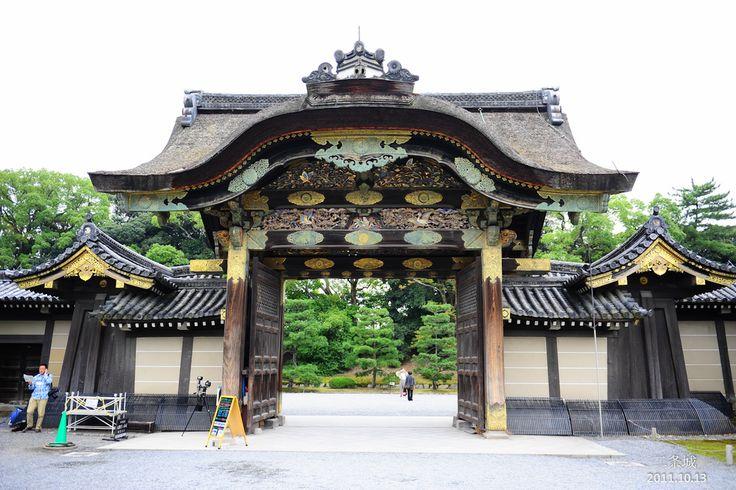 2011 京都旅行 Day6 - 二条城 @ 小黑的旅行誌 :: 痞客邦 PIXNET ::