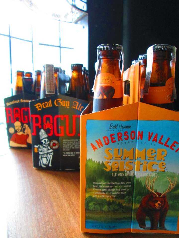 Unique American craft beer, available now. #Restaurant #Beer #Shuffle #Bangkok