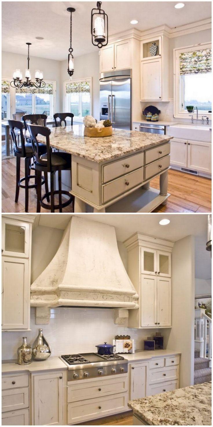 Mejores 106 imágenes de Country kitchens en Pinterest   Cocinas de ...