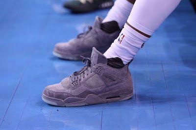 EffortlesslyFly.com - Kicks x Clothes x Photos x FLY SH*T!: Watch NBA's Gary Payton II Rock the KAWS x Jordan ...