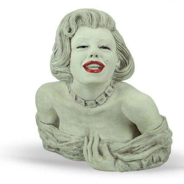 Marylin Monroe - Ceramiche Liberati Scultura in ceramica