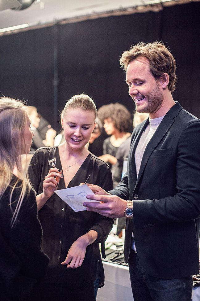 Stockholm Fashion Week With Jonas Wramell